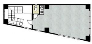 アセットデザインビル2階間取り